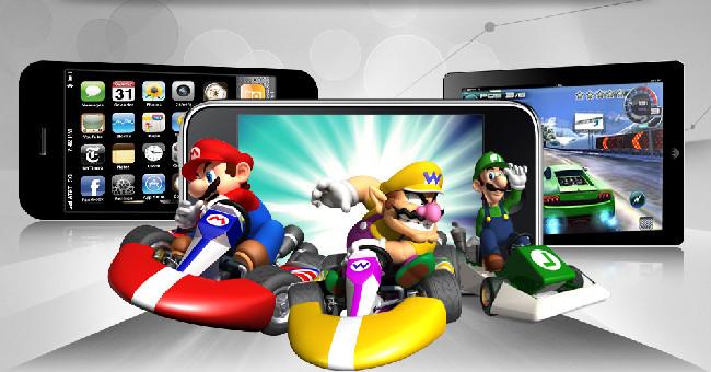 mobile game application development